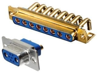 Mixed Combination D Sub Connectors