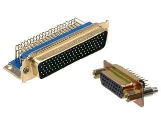 High Density D Sub Connectors