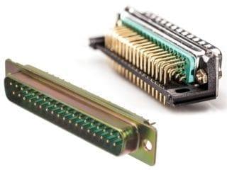 D-Sub - D-Type Connectors
