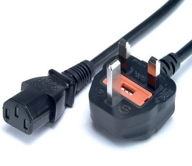 UK Mains Leads / UK Power Cords