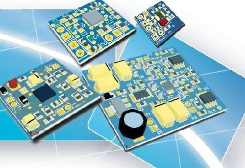 Piezo Audio Amplifiers